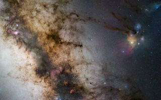 340-million pixel starscape from Paranal 1920