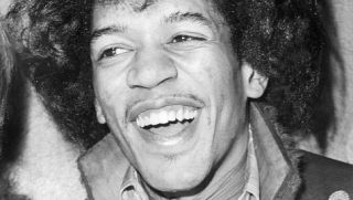 Hendrix, Jimi *27.11.1942-18.09.1970+ Gitarrist, Rockmusiker, USA - Portrait - Maerz 1967