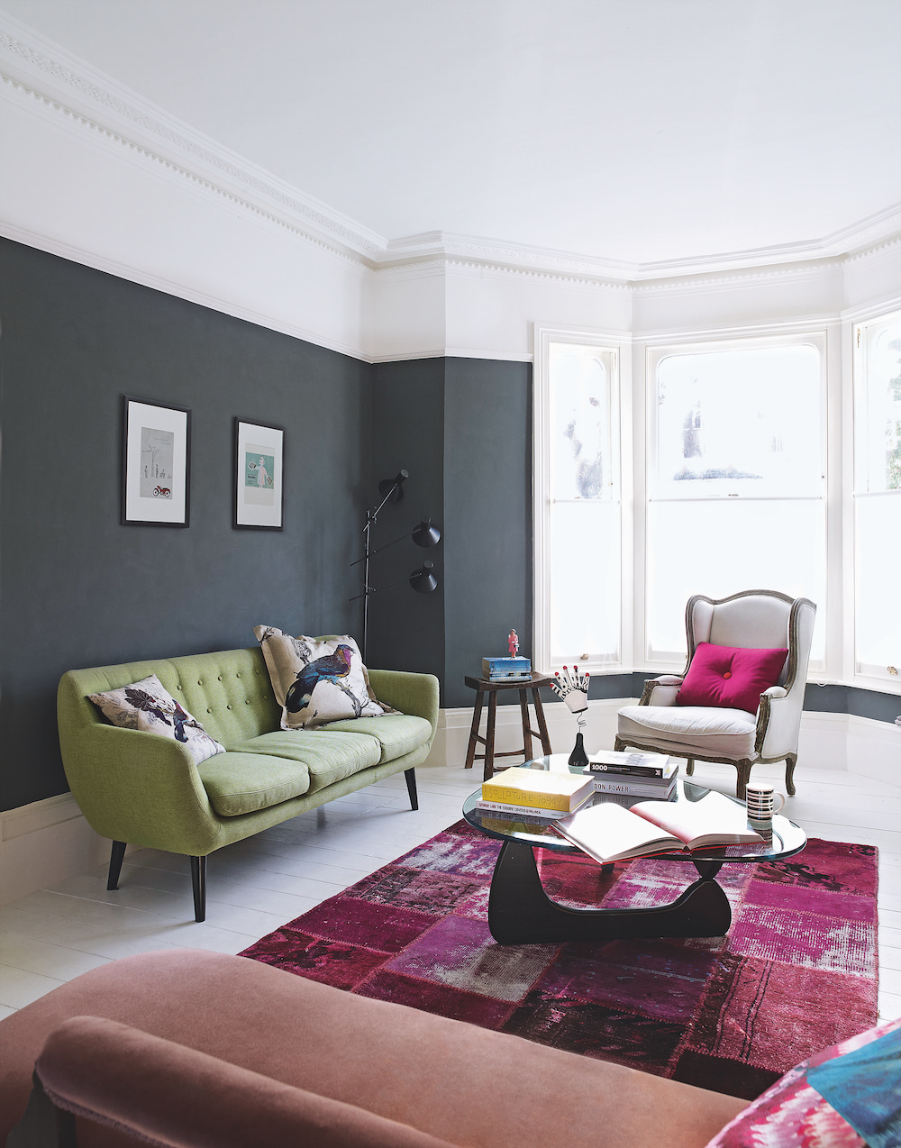Tour Inside Blogger Kate Watson-Smyth's Crouch End Home