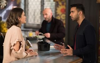 Ellie tries to forgive Sami but soon has a change of heart