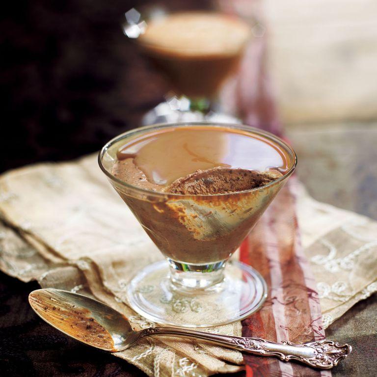 Chocolate Parfait with Irish Cream recipe-chocolate recipes-recipe ideas-new recipes-woman and home
