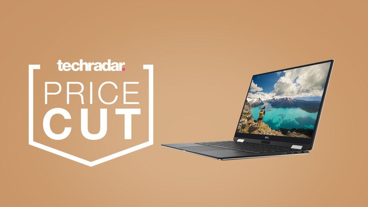 Dell laptop sale: the XPS 13 laptop gets a $277 price cut