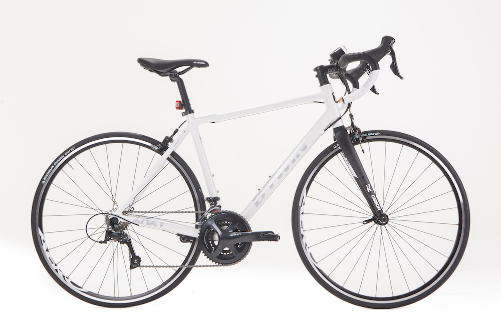 B Twin Triban 520 Review Cycling Weekly