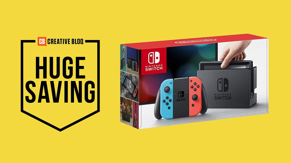 Nintendo Switch Prime Day deals are here (and they're way better than we expected)