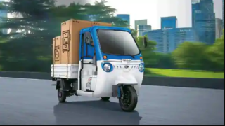 Mahindra Electric Treo Zor
