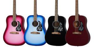 Epiphone Starling Acoustics