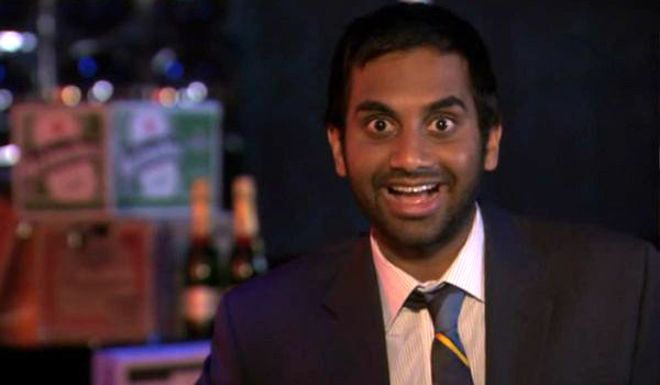 aziz ansari as tom haverford parks and recreation