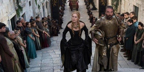 game of thrones cersei king's landing dubrovnik croatia