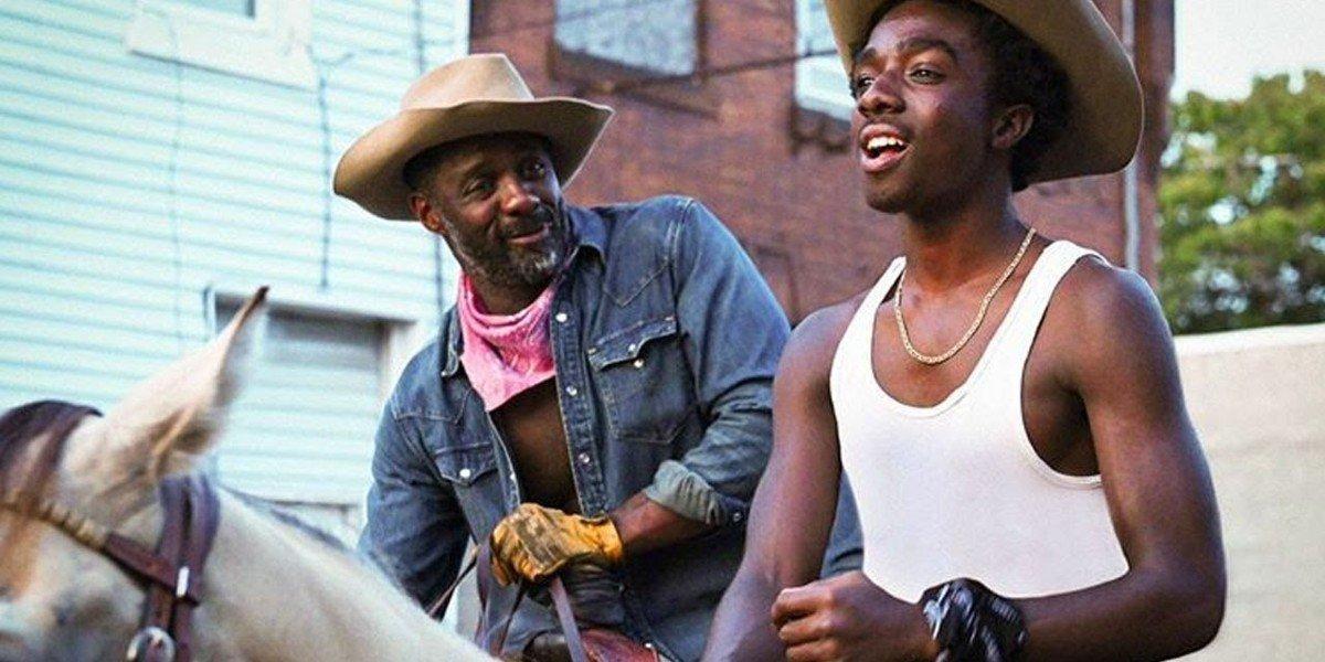 Idris Elba, Caleb McLaughlin - Concrete Cowboy