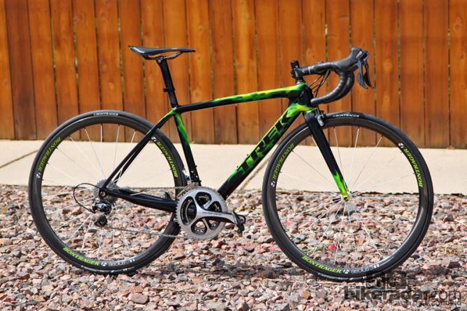 First Ride Review: 2014 Trek Madone 7-Series Project One
