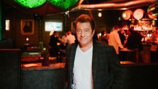 A photo of Jeff Wayne at Jeff Wayne's The War of The Worlds: The Immersive Experience