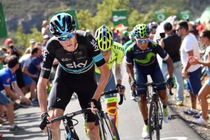 Chris Froome and Nairo Quintana prepared for two more weeks of Vuelta battles