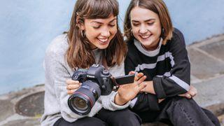 Best DSLRs for video - Canon EOS 6D Mark II