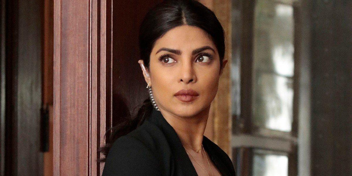 Priyanka Chopra - Quantico