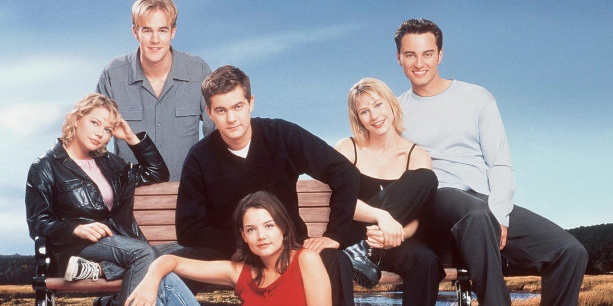 The Cast of Dawson's Creek