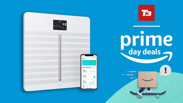 Prime Day deals Withings smart bathroom scale deal