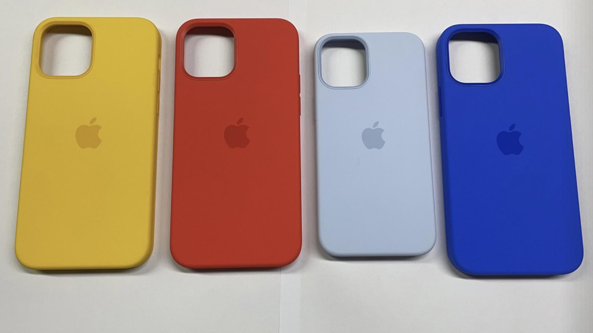 Чехлы MagSafe для iPhone 12