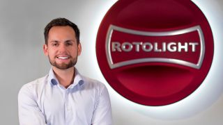 Rotolight MD Rod Aaron Gammons
