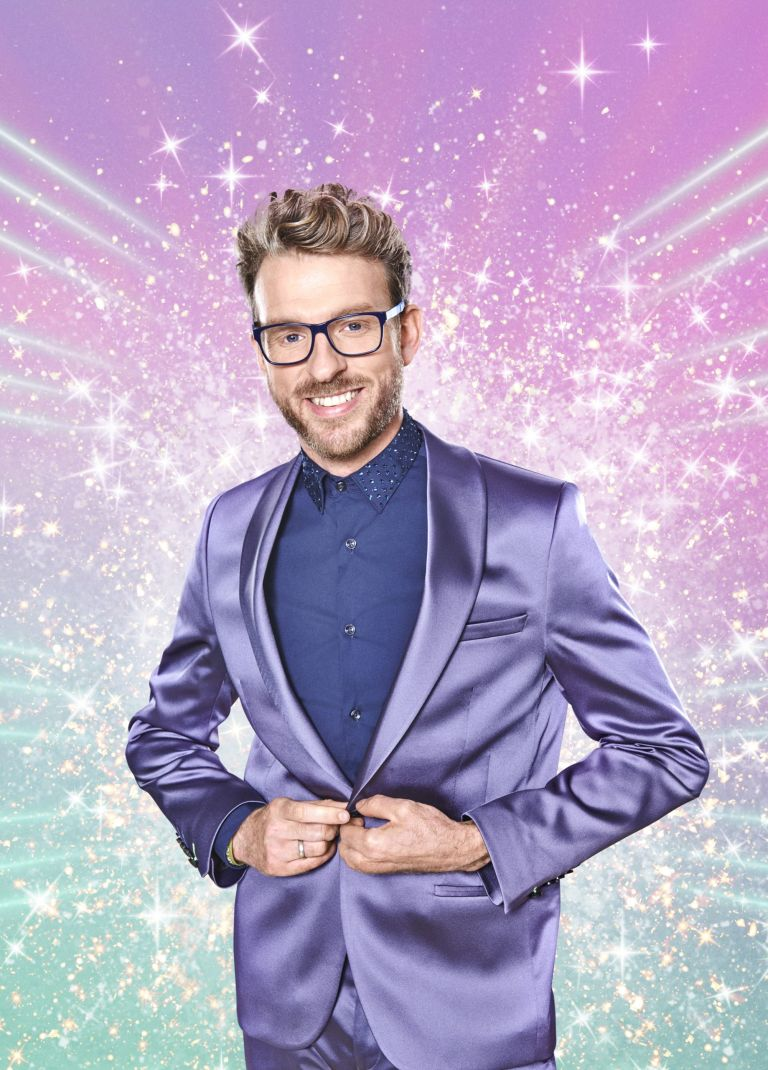 JJ Chalmers, Strictly Come Dancing 2020