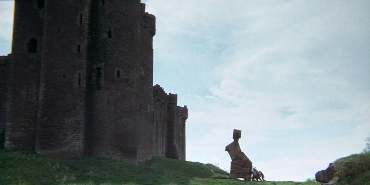 Monty Python and the Holy Grail Doune Castle