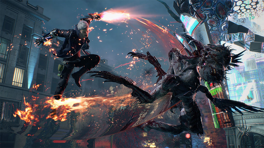 AMD's latest GPU driver is optimized for Devil May Cry 5