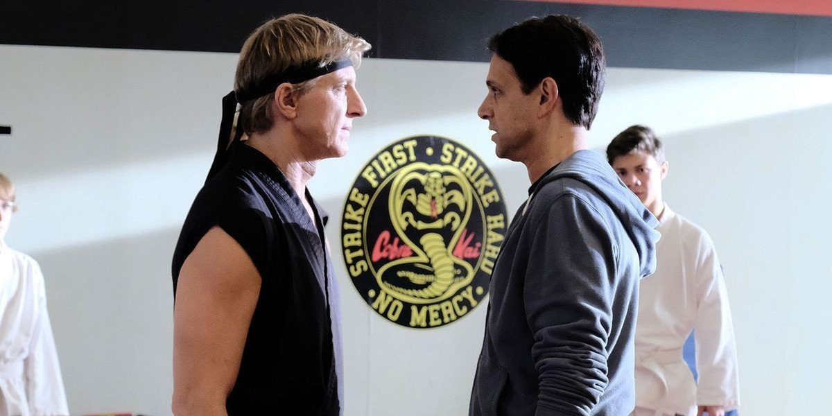 Cobra Kai Is Heading To Netflix, Plus There's Even More Good News