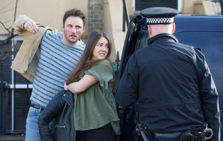 Eastenders Martin Fowler Stacey Fowler