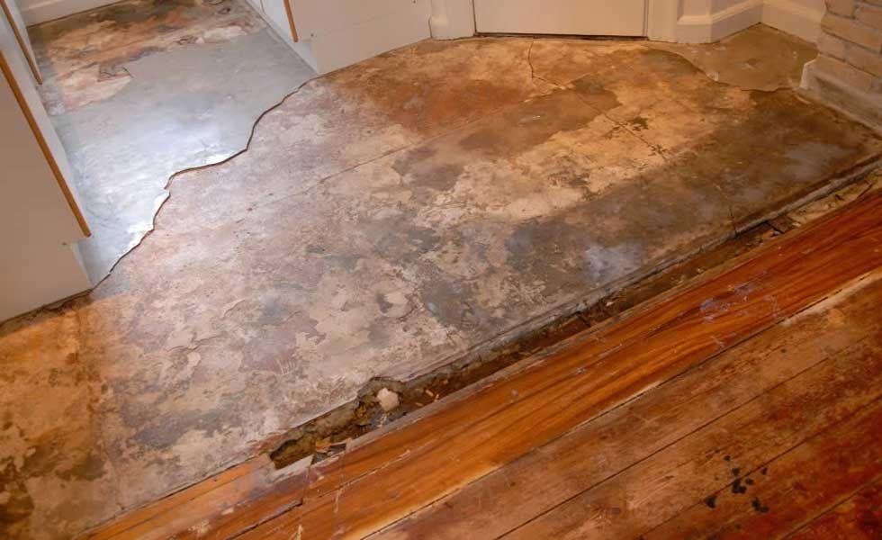 Repairing Solid Floors Homebuilding