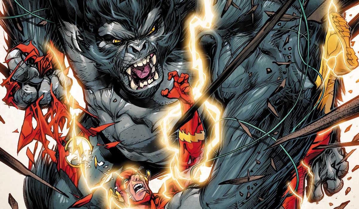 Gorilla Grodd DC Comics