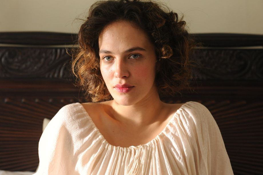 Jessica Brown Findlay as Charlotte Wells in Harlots BBC