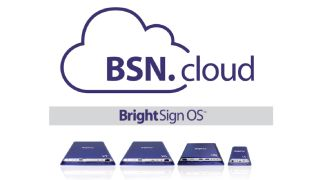 BrightSign has launched BSN.cloud, a cloud-based player management platform for connected digital signage networks.