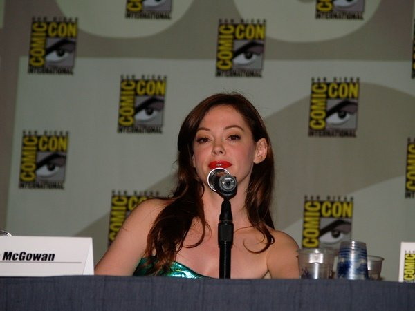 Comic Con: Red Sonja Panel In Detail #196