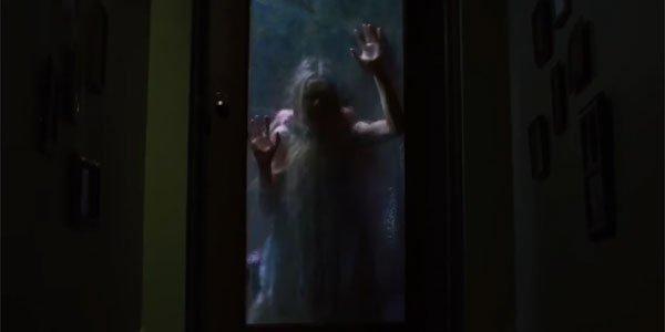 Taylor Hickson Pounding on Glass