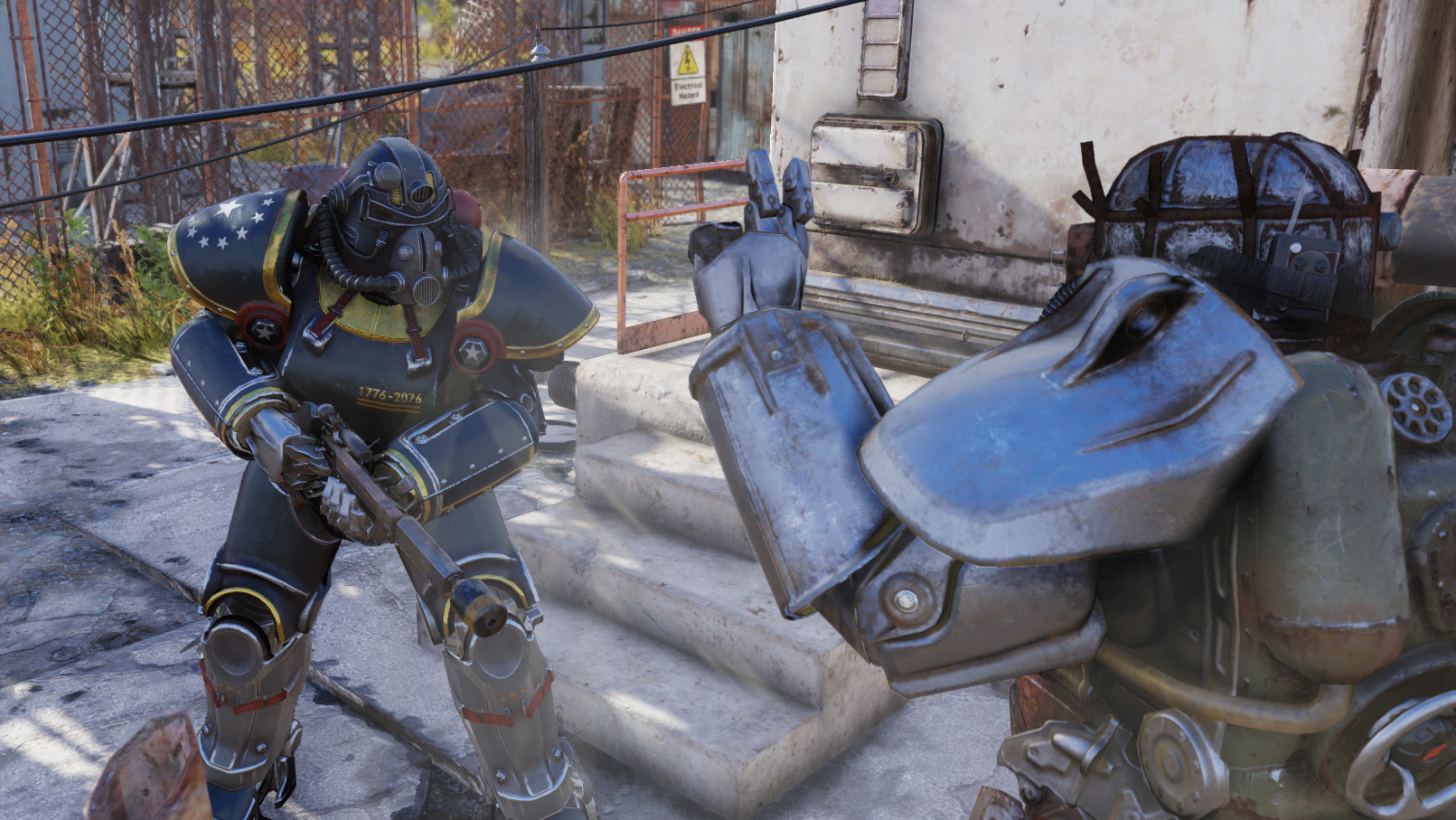Fallout 76 getting a new PvP mode early next year | PC Gamer
