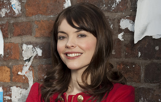 Tracy Barlow in Coronation Street, played by Kate Ford