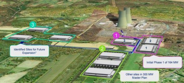 Американская компания Talen Energy строит майнинг-центр на атомной энергии