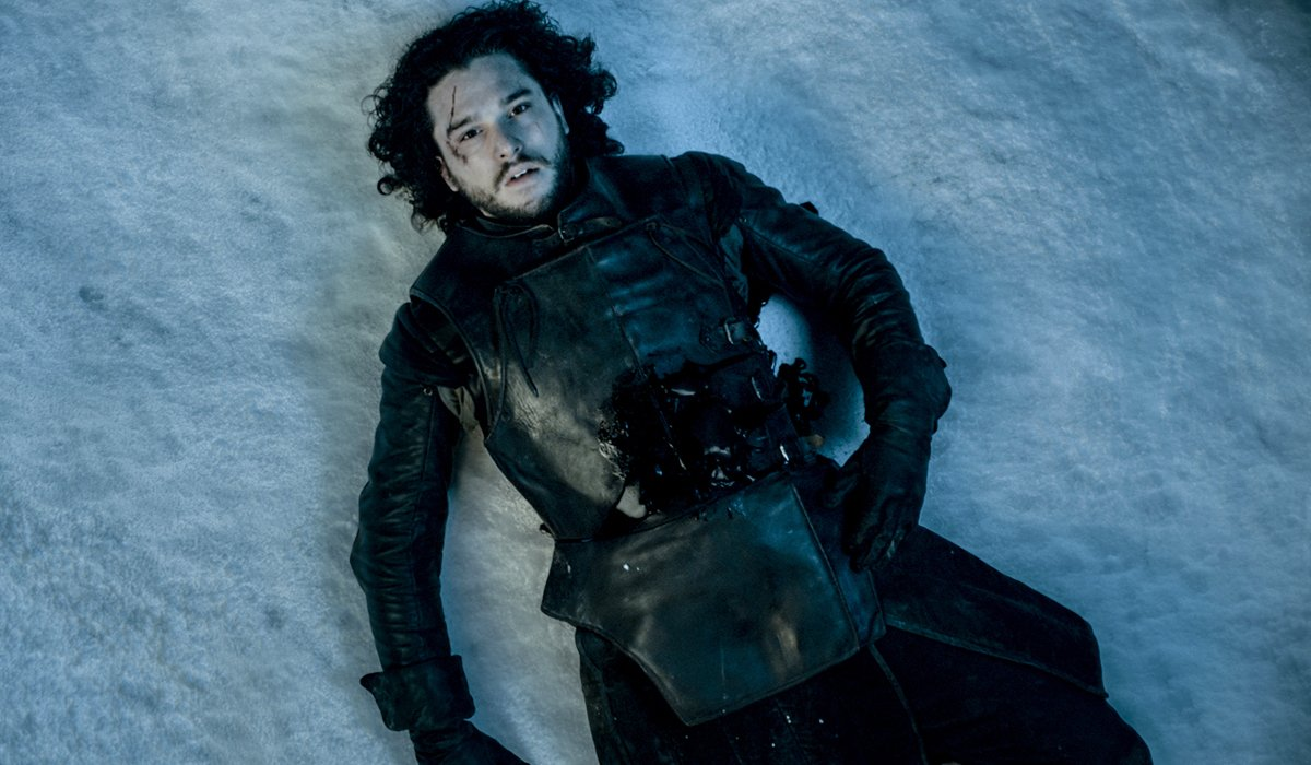 Jon Snow dead after being stabbed Game of Thrones