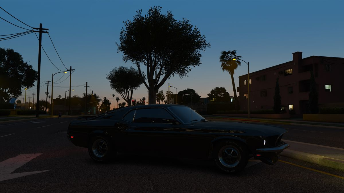 GTA 5 NaturalVision Remastered mod looks even prettier after