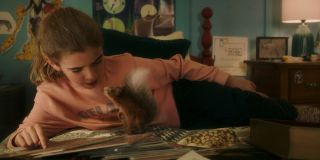 Matilda Lawler in Disney+'s Flora & Ulysses 2021