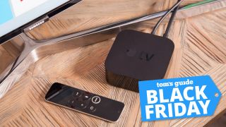 apple tv 4kl black friday deal