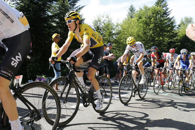 3d83631bd Five talking points from stage five of the Tour de France - Cycling ...