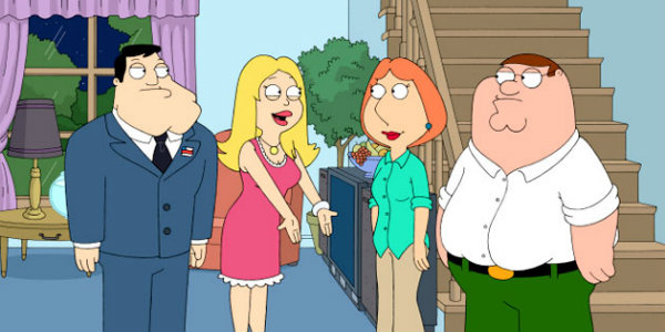 Family Guy And American Dad Comparison How American Da...