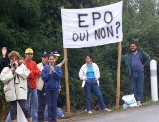 Fans wonder if riders are on EPO or not.