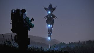 Arma 3 Contact, the next expansion, is about first contact with an alien race.
