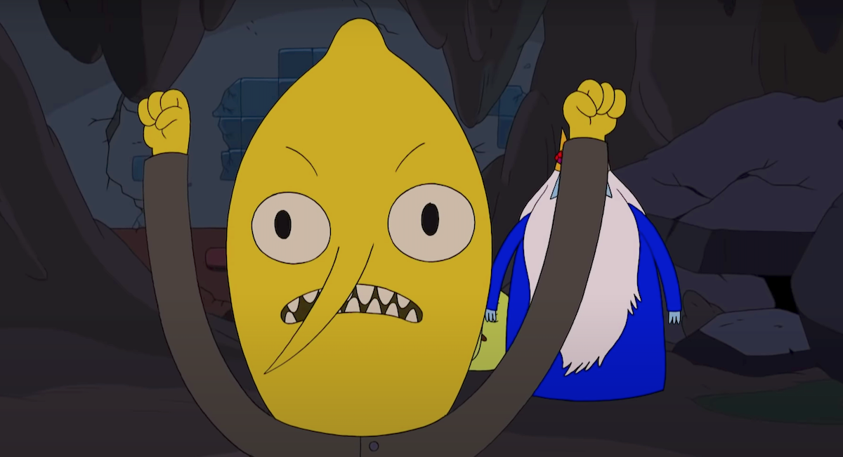 earl of lemongrab adventure time