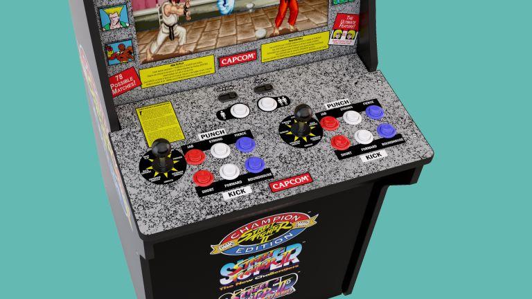 Arcade1Up cabinet