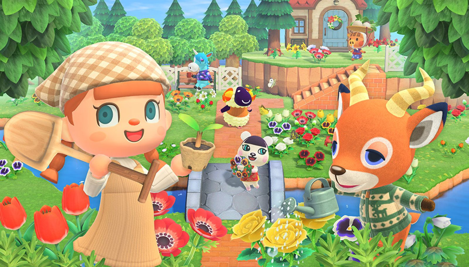 The best PC games that are like Animal Crossing | PC Gamer