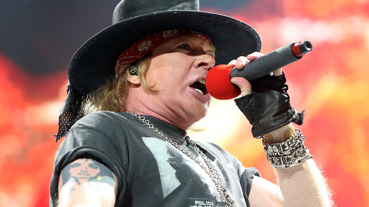 Axl Rose: Queen are the greatest band of all time | Louder