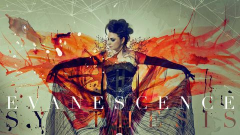 Cover art for Evanescence - Synthesis album