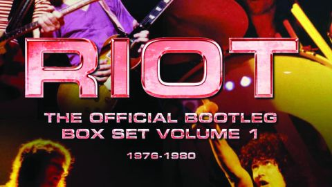 Riot -The Official Bootleg Box Set 1976-1980 album review | Louder